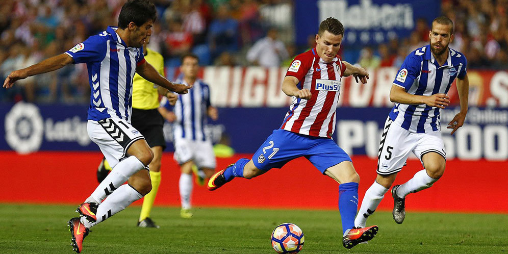 Prediksi Bola Atletico Madrid Vs Alaves l Prediksi Bola Terpercaya
