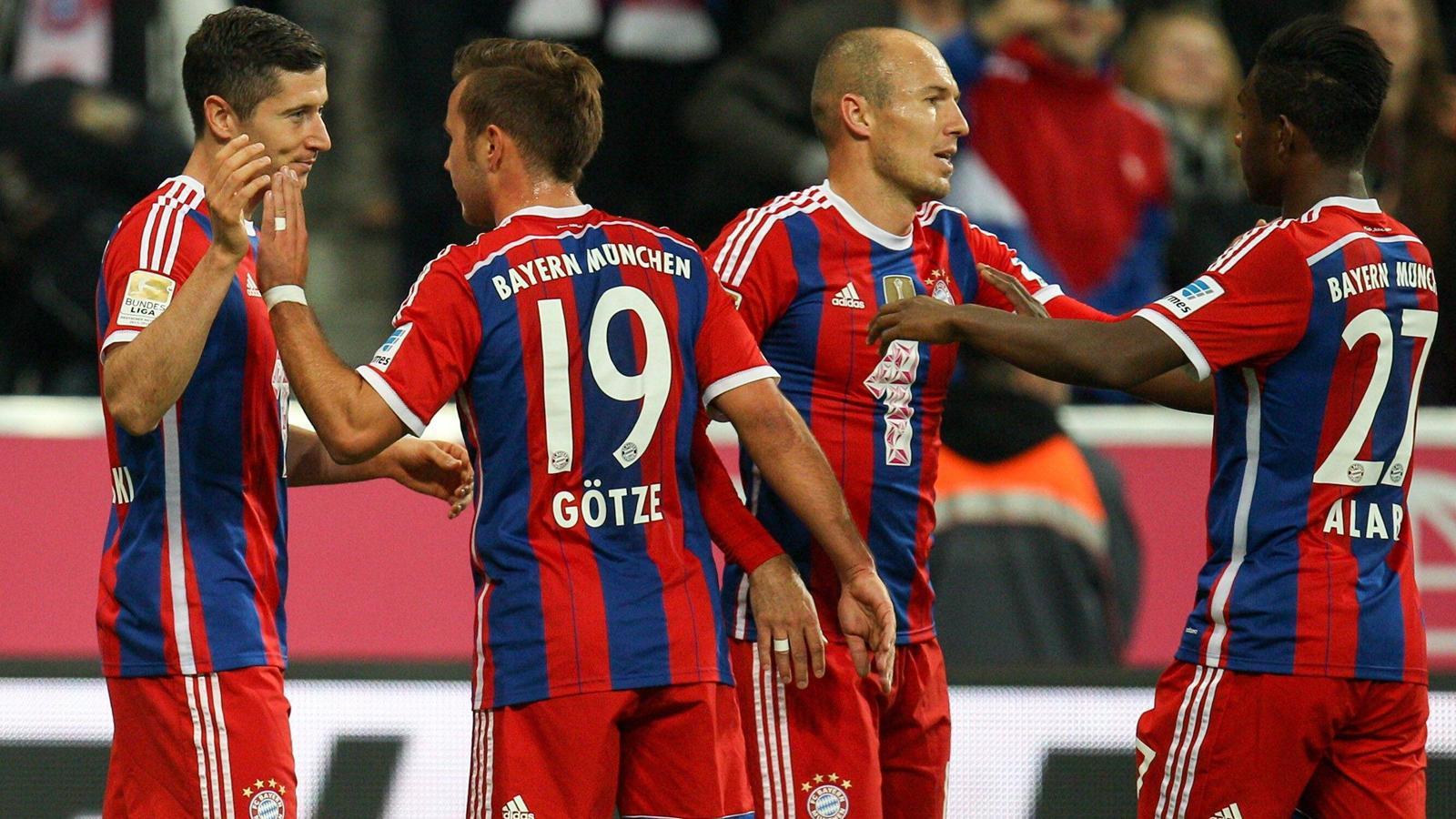 Prediksi Bola Bayern Munchen Vs Koln l Prediksi Bola Terpercaya