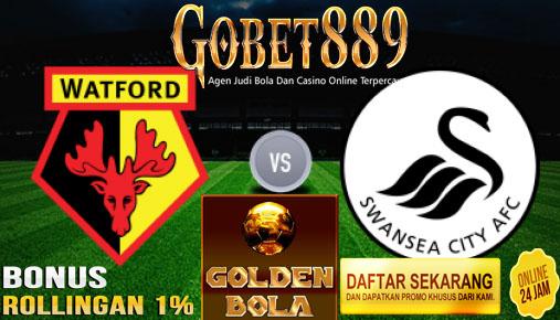 Prediksi Bola Watford vs Swansea City l Prediksi Bola Terpercaya