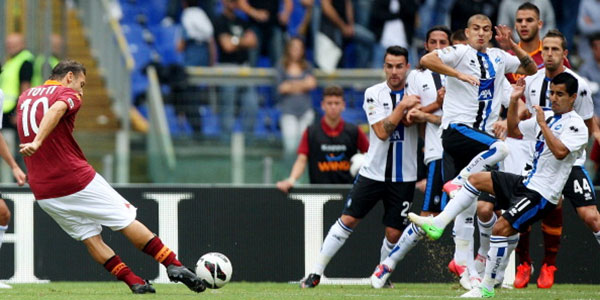 Prediksi AS Roma vs Atalanta l Prediksi Bola Terpercaya
